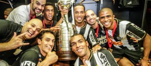 Campeão da Libertadores, o Galo já havia ganho a Copa Conmebol duas vezes. (Arquivo Blasting News)