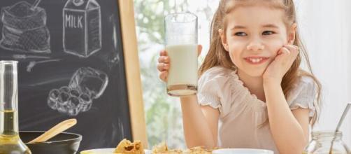 Como a alimentação impacta no crescimento das crianças. (Arquivo Blasting News)