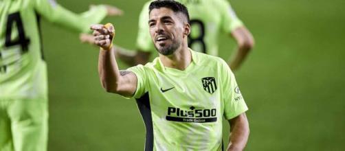 Doblete de Luis Suárez para la victoria del Atlético de Madrid ante el Éibar