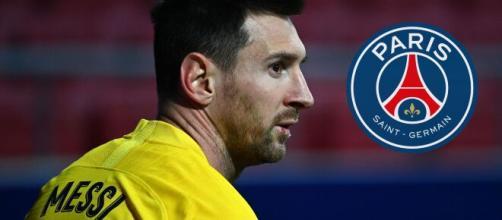 El París Saint-Germain, tras los pasos de Messi