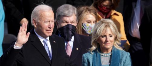 Joe Biden toma posse como 46º presidente dos Estados Unidos - com.br