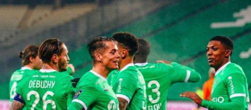Ligue 1 : Strasbourg oblige Saint-Etienne à jouer, Claude Puel l'a mauvaise. ©asseofficiel