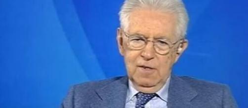 Mario Monti, ex presidente del Consiglio.