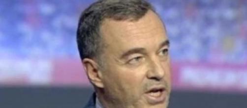 Maurizio Pistocchi, giornalista sportivo.