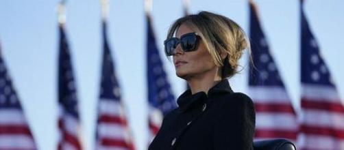 Melania Trump definita una 'escort' da Alan Friedman.