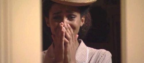 Una vita, spoiler Spagna: Marcia ha un malore dopo aver sorpreso Felipe e Genoveva insieme.