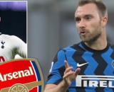 Inter, svolta per Eriksen all'Arsenal.