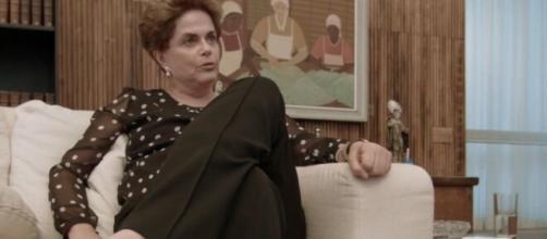 Dilma recusa convite de Doria para tomar CoronaVac. (Reprodução/YouTube)