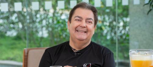 Fausto Silva já visitou o 'BBB1'. (Reprodução/TV Globo)