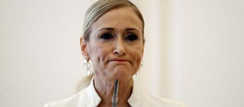 La Fiscalía pide cárcel para Cristina Cifuentes por el caso Máster