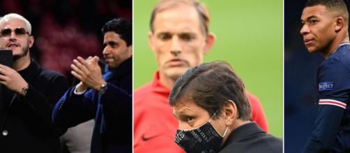 Les révélations fracassantes de Romain Molina sur les coulisses du PSG font le buzz. Photo Montage