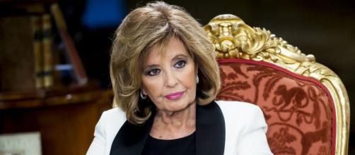 María Teresa Campos volverá a un plató de televisión en Telecinco este sábado