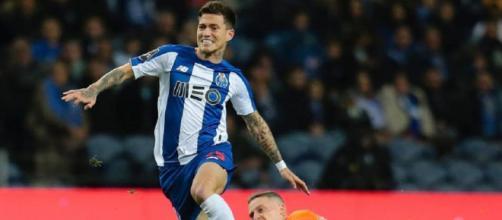 Otavio, centrocampista del Porto.
