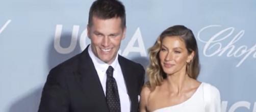 Tom Brady and Gisele Bundchen got married in 2009 (©Access/YouTube)