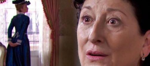Una vita, spoiler Spagna: Ursula crede che Cayetana sia tornata ad Acacias.