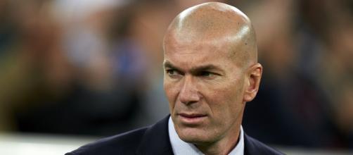 Zinedine Zidane, entrenador del Real Madrid, da positivo por coronavirus tras realizarse unas pruebas PCR