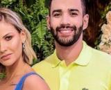 Gusttavo Lima e Andressa Suita são visto juntos em Angra dos Reis. (Arquivo Blasting News)