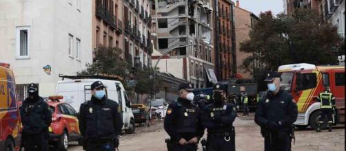 Fallecen Stefko, David, Javier y Rubén debido a explosión en Madrid.