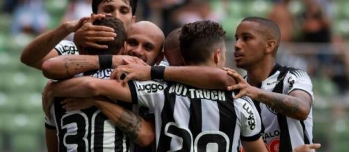 Atlético MG contrata jogadores estrangeiros para reforçar o clube. (Arquivo Blasting News)