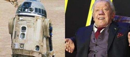 Atores de 'Star Wars' que já morreram. (Arquivo Blasting News)