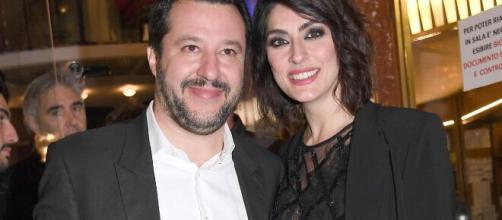 Elisa Isoardi da Silvia Toffanin: 'Ho amato tantissimo Matteo Salvini'.