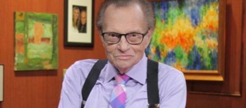Larry King creía que la figura central de la entrevista era el entrevistado.