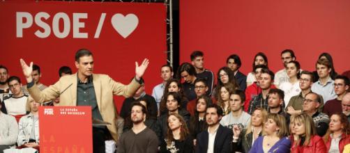 Pedro Sánchez considera que en el PSOE se debe abogar por los acuerdos y la política.