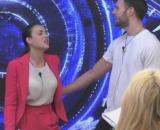 GF Vip, Samantha sprona Rosalinda a fare il prossimo passo con Zenga: 'E' proprio come te'.