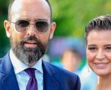 Laura Escanes desmiente una crisis con Risto Mejide