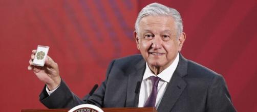 El presidente de México tiene covid