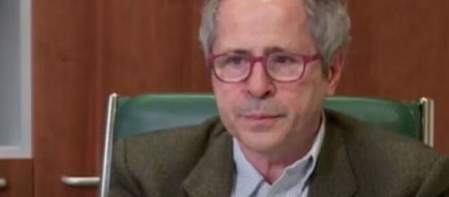 Il virologo del'Università di Padova Andrea Crisanti.