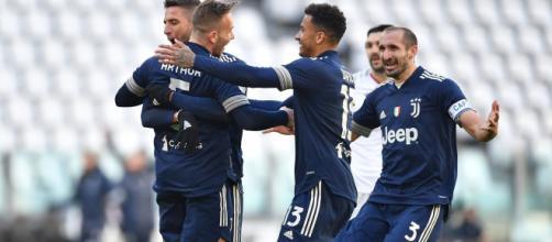 Juventus-Bologna 2-0, i bianconeri tornano alla vittoria.