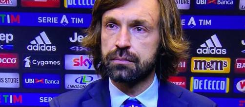 Juventus - Pirlo parla dopo la vittoria sul Bologna.
