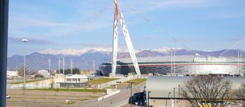 Nella foto l'Allianz Stadium di Torino.