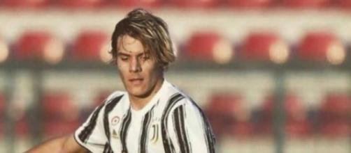 Nicolò Fagioli, centrocampista della Juventus.