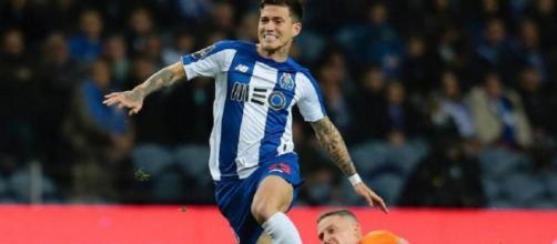 Otavio, centrocampista offensivo del Porto.