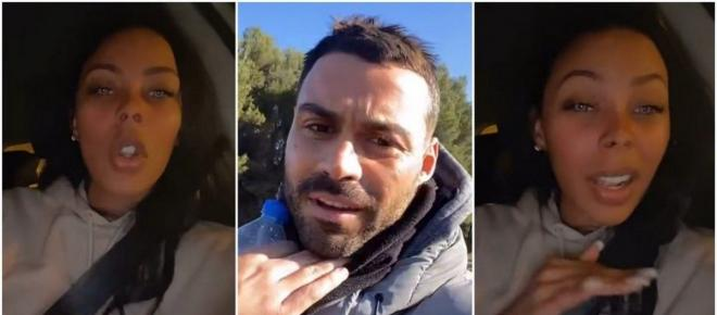 Nehuda et Ricardo encore séparés : Furieuse, elle pète un câble et insulte les internautes