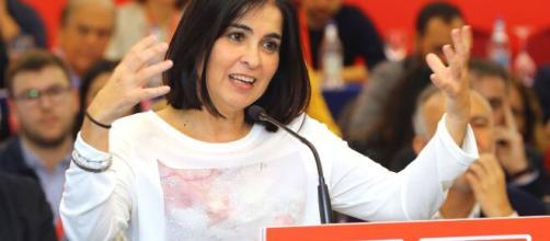 Carolina Darias, nueva Ministra de Sanidad del Gobierno de Pedro Sánchez
