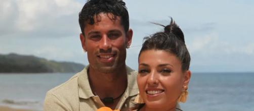 Diego confiesa a sus compañeros de 'Isla Tentaciones' los celos de su pareja