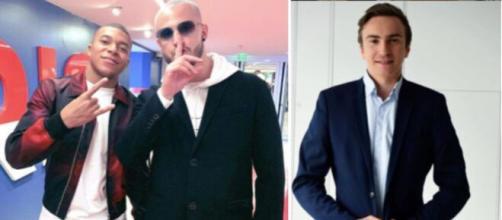 DJ Snake a répondu sèchement à Bertrand Latour sur Twitter. ©djsnake Instagram/bertrandlatour Instagram
