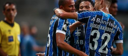 Grêmio garante foco na final da Copa do Brasil. (Arquivo Blasting News)