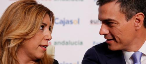 Susana Díaz se enfrenta a muchos adversarios dentro del PSOE andaluz
