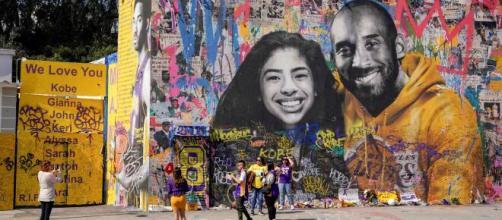 Un año de la muerte de Kobe Bryant y su hija Gianna