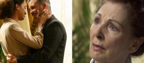 Una vita trame al 5 febbraio: Agustina vede Felipe e Marcia baciarsi, Armando ama Susana.