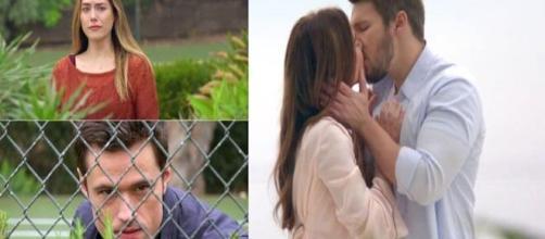 Beautiful, anticipazioni: Thomas fa in modo che Hope veda il bacio tra Liam e Steffy.