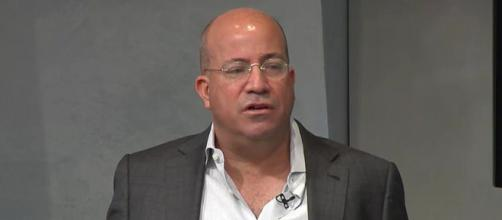 CNN President Jeff Zucker said he would stay at the news network until the end of 2021. [©The Paley Center for Media/YouTube]