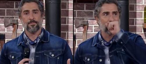 Marcos Mion foi demitido nesta quarta-feira (27). (Reprodução/TV Globo)