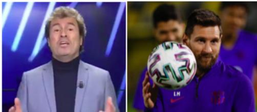 Pour Omar de Fonseca Leo Messi va quitter la Catalogne - ©capture d'écran Vidéo Youtube et Instagram Leomessi