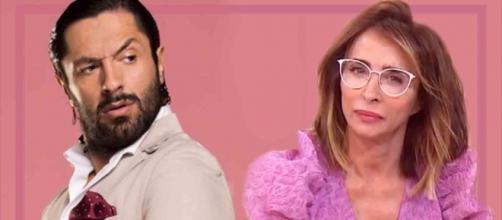 Rafael Amargo vuelve a atacar a María Patiño y ella responde para defenderse