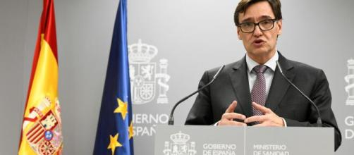 Salvador Illa ha dejado este martes el Ministerio de Sanidad para centrarse en las elecciones catalanas.